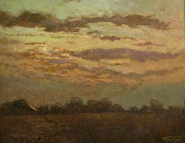 """Evening's Grace"" 16x20"